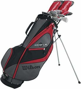 Wilson Men's Profile XD Complete Golf Set
