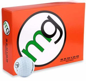 MG Best Golf Balls For Seniors