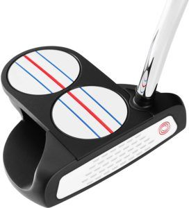 Odyssey 2-Ball Triple Track Putter