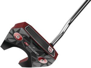 Odyssey Red O-Works Putters