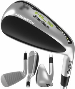 Tour Edge HL3 Hot Launch Iron-Wood
