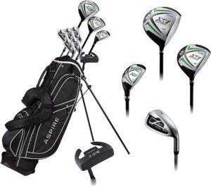 Aspire X1 Premium Men Senior Golf Club Set