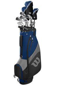 Wilson Golf Men's SGI Club-Set