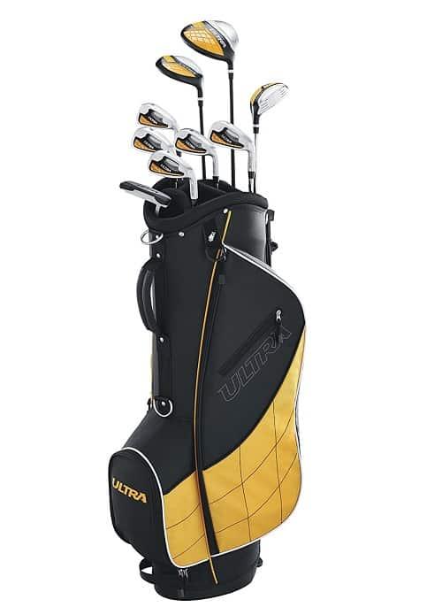 Wilson Men Ultra Complete Package Golf Set
