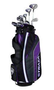 Callaway STRATA Golf Packaged Sets