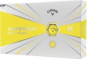 Callaway Superhot Bold Golf Ball