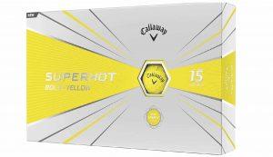 Callaway Superhot Bold Golf Ball featured image