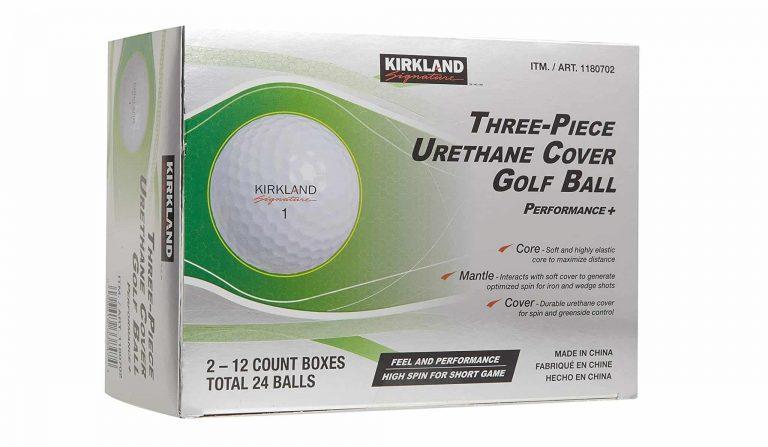 Kirkland Signature Golf Balls featured image