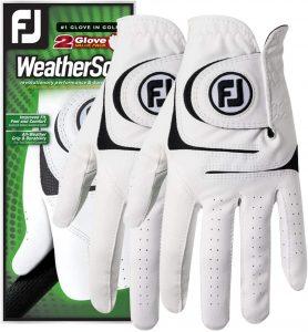 Men's WeatherSof Golf Gloves