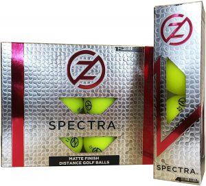 Zero Friction Spectra Golf Balls Review