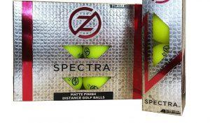 Zero Friction Spectra Golf Balls featured image