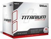 Wilson Titanium golf Ball